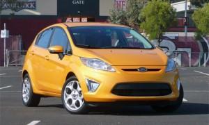 Ford Fiesta Hatchback 2011: ficha técnica, imágenes y lista de rivales