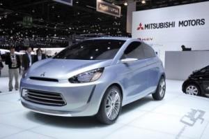 Noticias del Motor Show Ginebra 2011: Mitsubishi e- compact