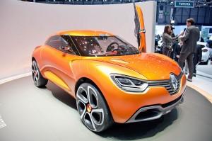Renault Captur (24 imágenes)