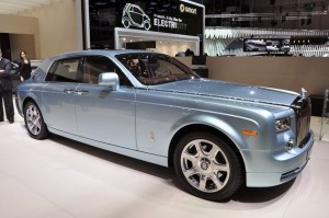 Noticias del Motor Show Ginebra 2011: Rolls-Royce 102 EX