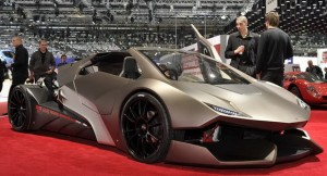 Novedades de marzo 7 del Motor Show Ginebra 2011