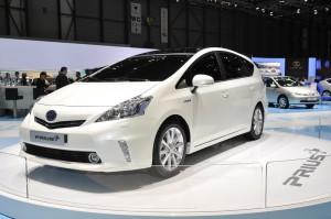 Noticias de Ginebra 2011: Toyota Prius+