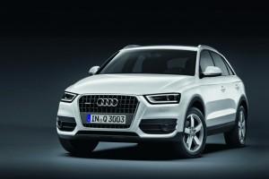 Audi Q3 2011: imágenes y datos oficiales