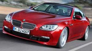BMW Serie 6 Coupe: imágenes y ficha técnica