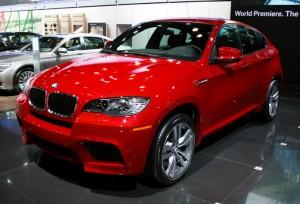 BMW X6 M 2011: ficha técnica, imágenes y rivales