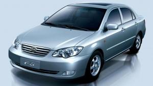 BYD F3 modelo 2011: ficha técnica, imágenes y lista de rivales