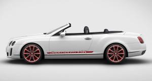 Imágenes y datos del Bentley Continental Supersports Convertible ISR