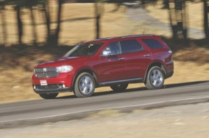 Dodge Durango 2011: ficha técnica, imágenes y lista de rivales