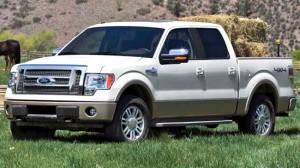 Ford F-150 2011: ficha técnica, imágenes y lista de rivales