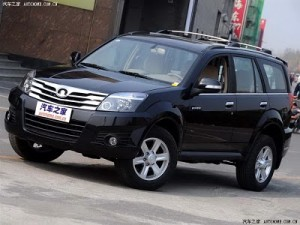Great Wall Haval 3 modelo 2011: precio, imgenes y ficha tcnica 