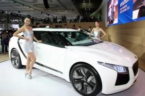 Hyundai Blue2 concept ¿llegará este carro de hidrógeno a producción?