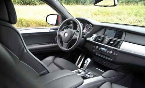 Interior Del Bmw X6 M 2011 Lista De Carros