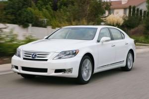 Lexus LS 600hL 2011: ficha técnica, imágenes y lista de rivales