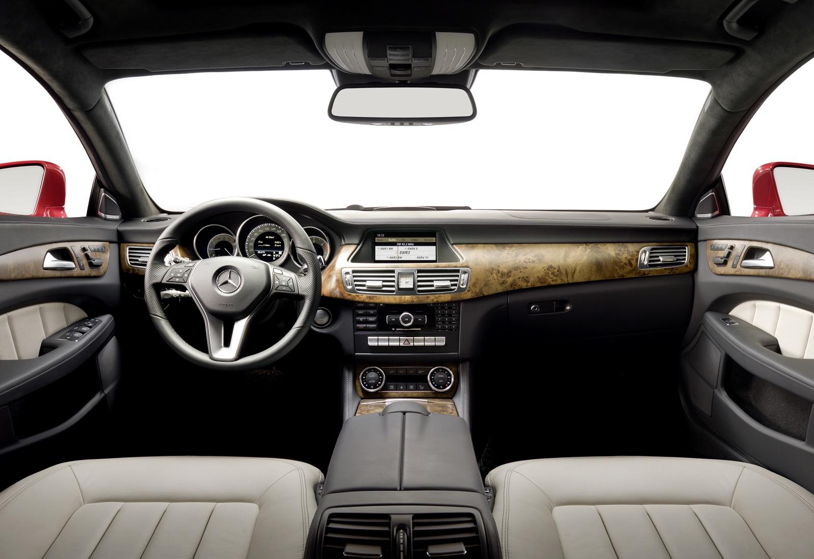 Interior del mercedes benz clase cls 2011 lista de carros for Interior mercedes clase a