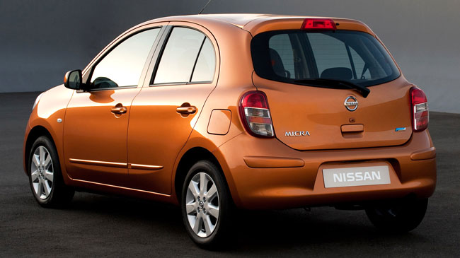 Nissan March: Tendrá un precio para México que va desde los $116.900
