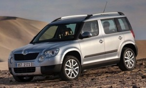 Skoda Yeti 2011: imgenes y precio