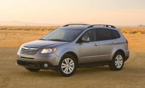 El Subaru Tribeca sale del mercado