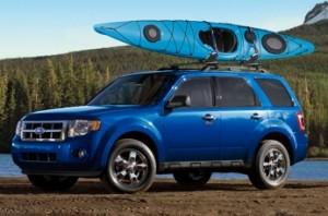 Ford Escape 2011: ficha técnica, imágenes y lista de rivales