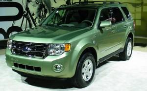 Ford Escape Hybrid 2011: imágenes y ficha técnica