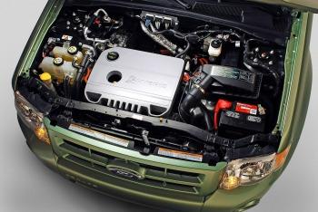 ford escape hybrid 2011 tiene un motor de gasolina de 2 5lts y cuatro cilindros que genera. Black Bedroom Furniture Sets. Home Design Ideas
