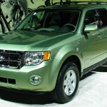 Ford Escape Hybrid 2011