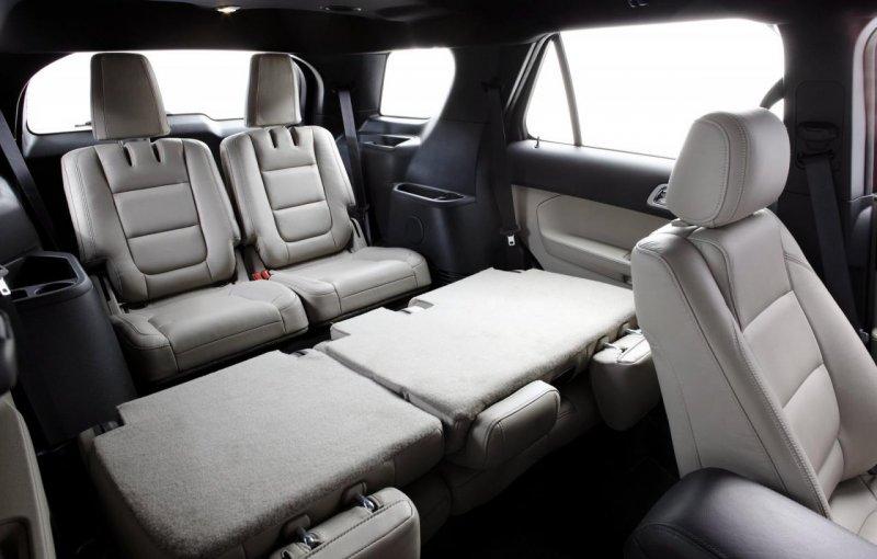 Ford Explorer 2011: Ahora es un Crossover con capacidad ...
