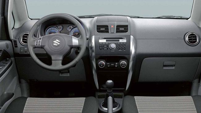 Suzuki Sx4 Crossover 2011 Ficha T 233 Cnica Im 225 Genes Y Lista