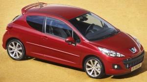 Peugeot 207 RC 2011: imágenes y ficha técnica