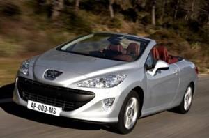 Peugeot 308 CC 2011: ficha técnica, imágenes y lista de rivales