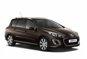 Peugeot 308 Station Wagon modelo 2011: ficha técnica, imágenes y lista de rivales
