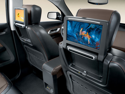 Chevrolet Equinox 2011 Ficha T 233 Cnica Im 225 Genes Y Lista De