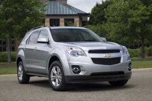 Chevrolet Equinox 2011: ficha técnica, imágenes y lista de rivales