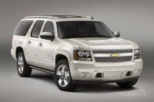 Chevrolet Suburban 2011: ficha técnica, imágenes y lista de rivales