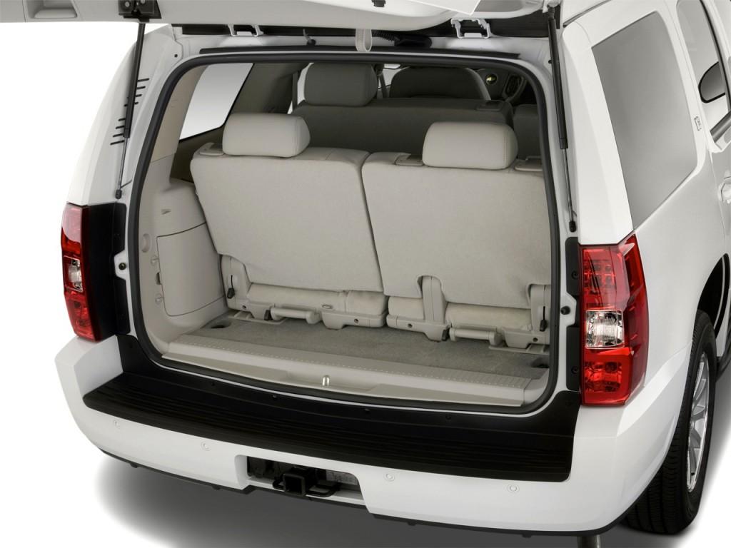 Chevrolet Tahoe Hybrid 2011 imgenes Y Datos Oficiales