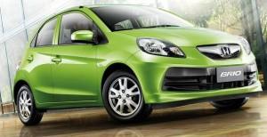 Nuevo Honda Brio: el rival del Tata Nano