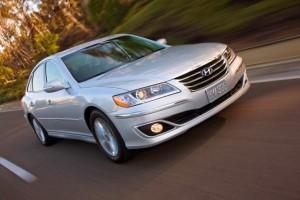 Hyundai Azera 2011: ficha técnica, imágenes y lista de rivales