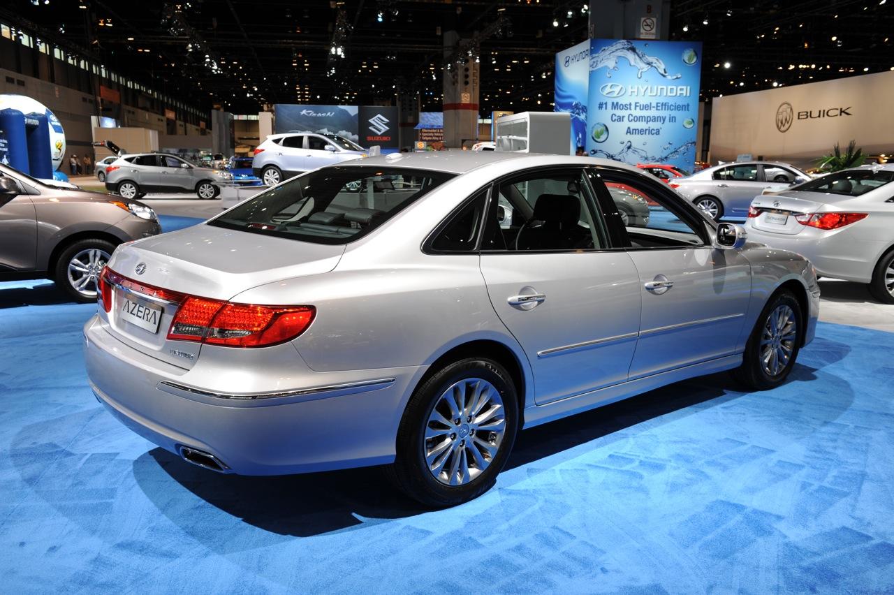 Hyundai Azera 2011 Ficha T 233 Cnica Im 225 Genes Y Lista De