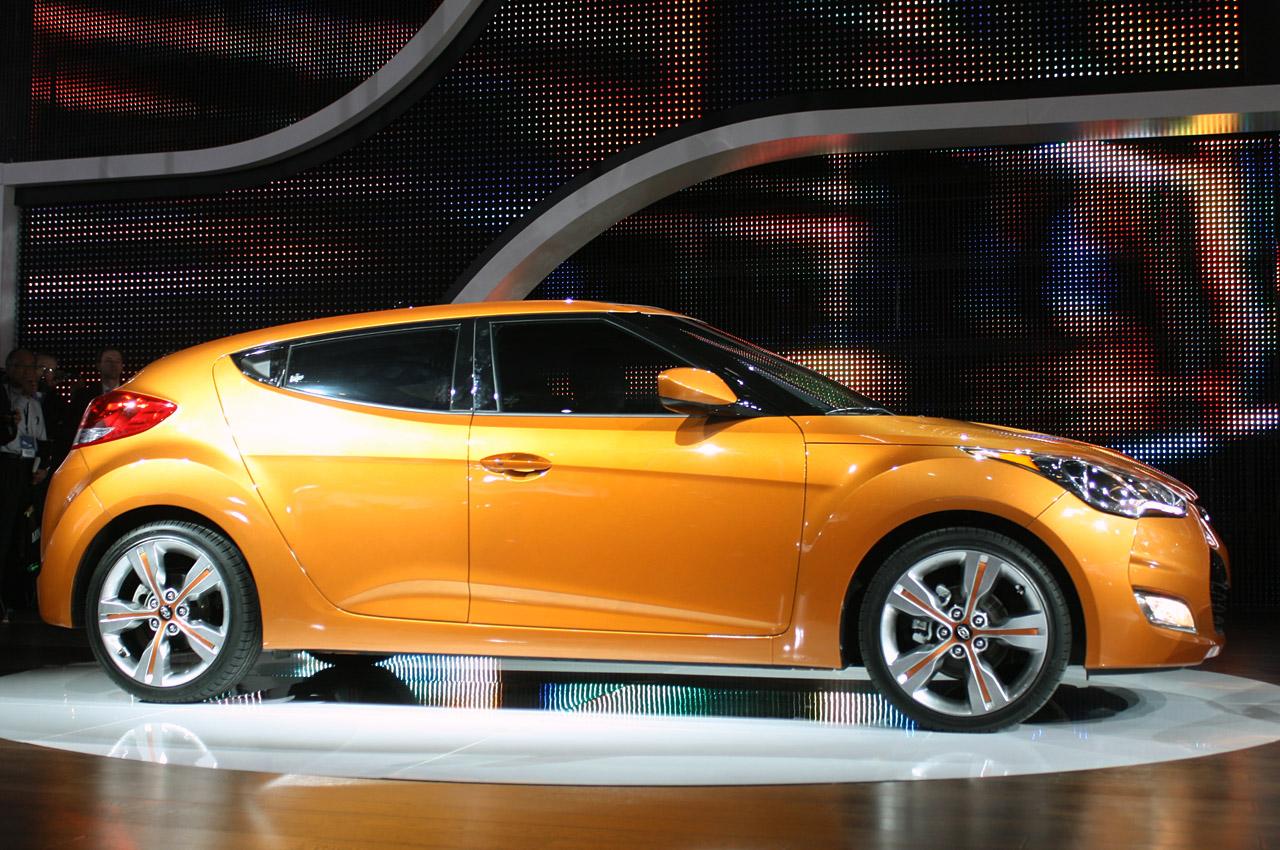 Hyundai Veloster 2012: ficha técnica, imágenes y lista de rivales ...