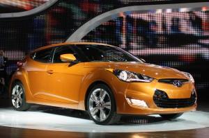 Hyundai Veloster 2012: ficha técnica, imágenes y lista de rivales
