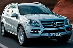 Mercedes Benz Clase GL 2011: ficha técnica, imágenes y lista de rivales