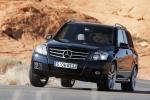 Mercedes Benz Clase GLK 2011: ficha técnica, imágenes y lista de rivales