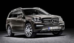 "Mercedes Benz Clase GL ""Grand Edition""¿despedida para el Clase GL?"