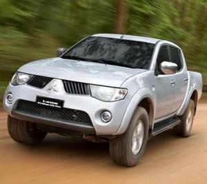 Mitsubishi L200 modelo 2011: ficha técnica, imágenes y lista de rivales