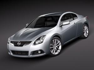 Nissan Altima Coupe 2011: imágenes y ficha técnica