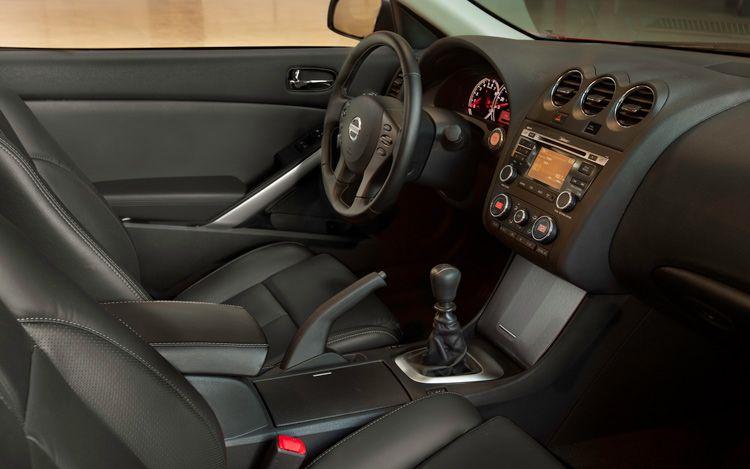 Nissan Altima Coupe 2011 Im 225 Genes Y Ficha T 233 Cnica Lista