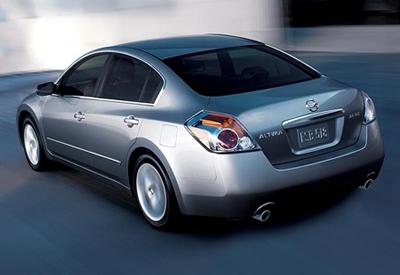 Nissan on Nissan Altima Sed  N 2011  Sus Principales Rivales Son El Ford Fusion