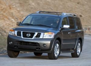 Nissan Armada 2011: ficha técnica, imágenes y lista de rivales
