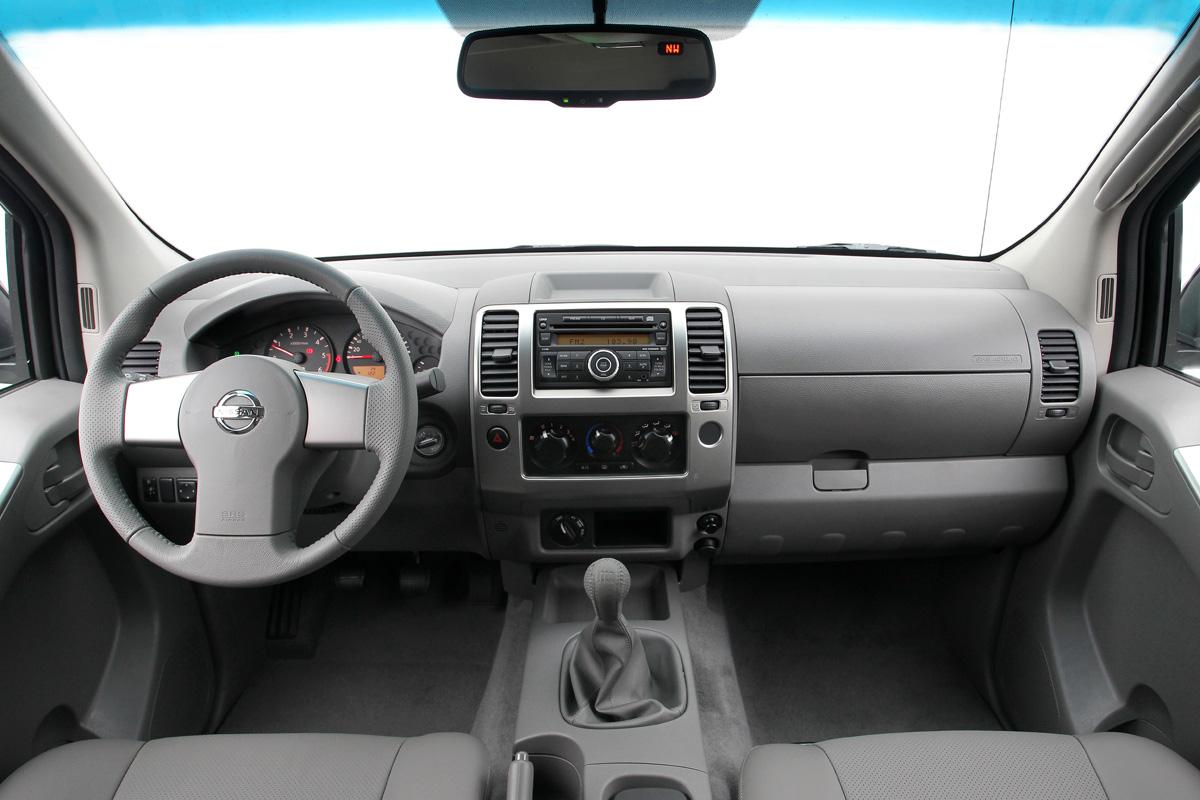 Nissan Frontier 2011: precio, ficha técnica, imágenes y lista de