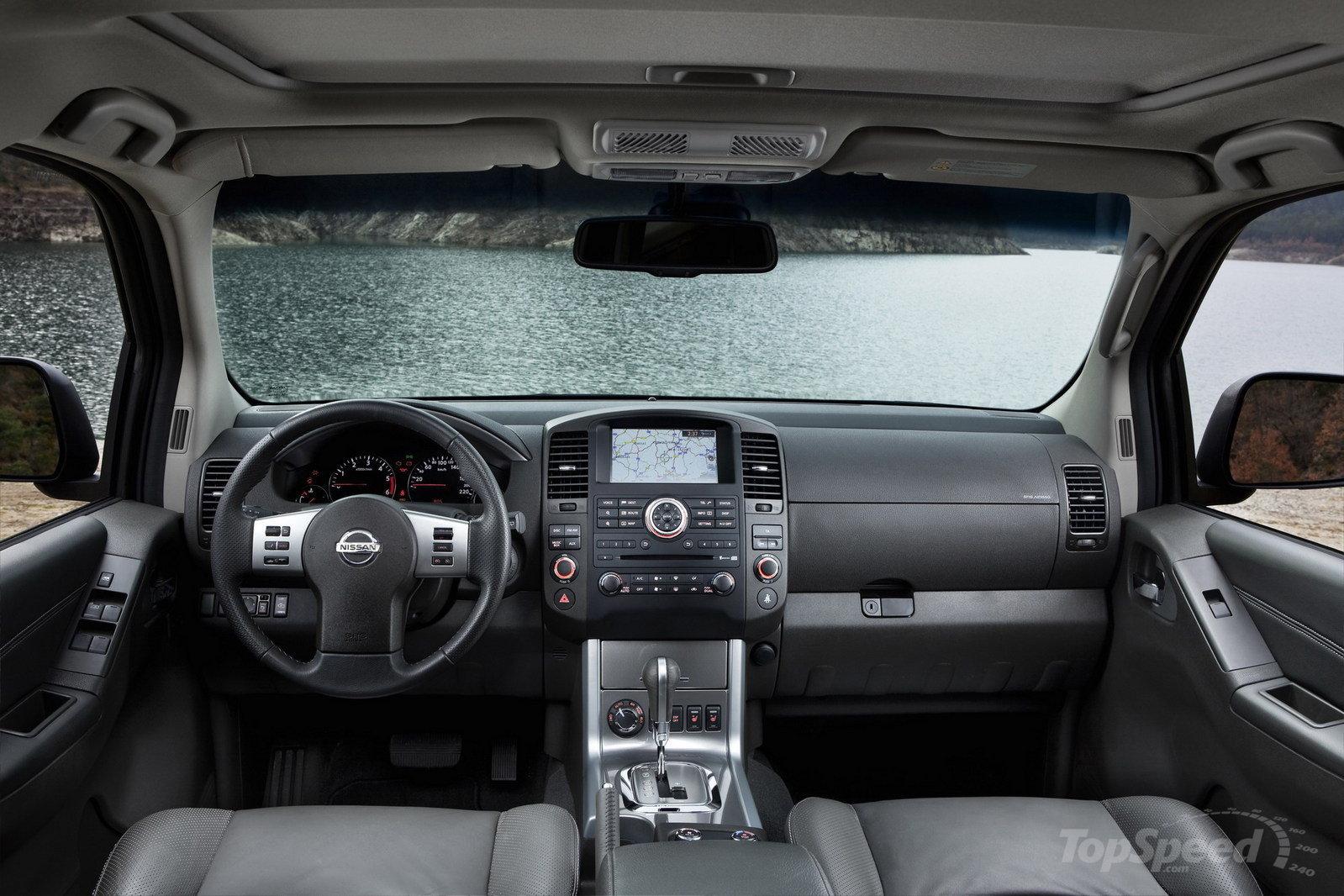 2011 Nissan Pathfinder Interior  JCWhitney