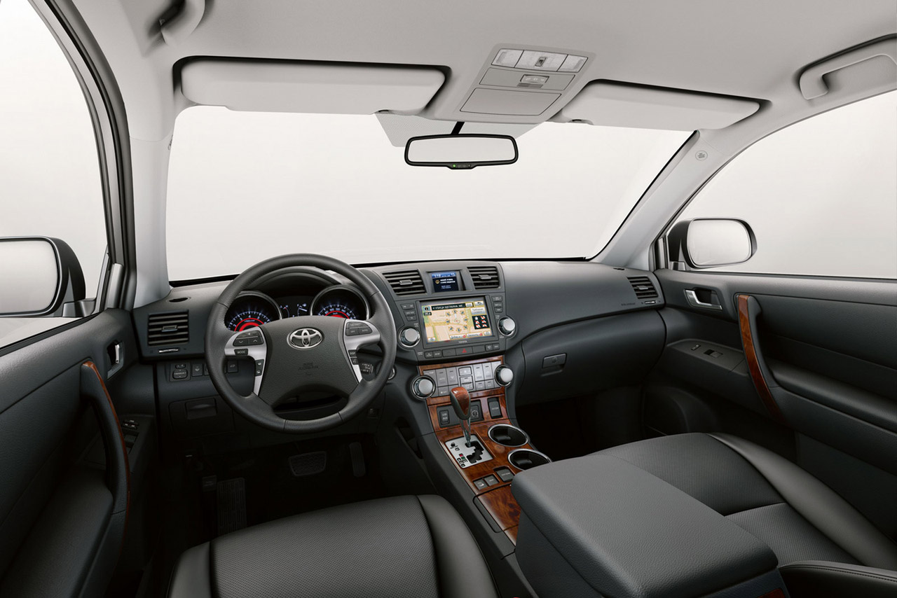 Toyota Highlander 2011 Ficha T 233 Cnica Im 225 Genes Y Lista De